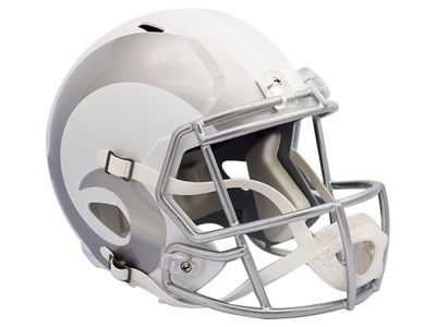 Los Angeles Rams Speed ICE Alt Replica Helmet