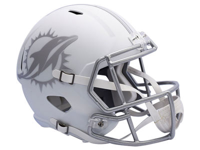 Miami Dolphins Speed ICE Alt Replica Helmet
