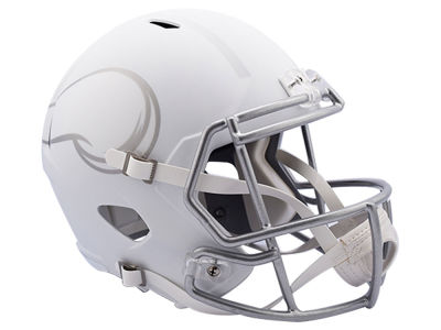 Minnesota Vikings Speed ICE Alt Replica Helmet