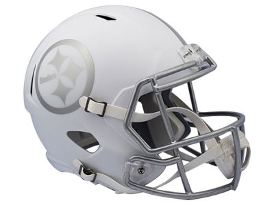 Pittsburgh Steelers Speed ICE Alt Replica Helmet
