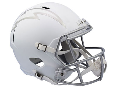 San Diego Chargers Speed ICE Alt Replica Helmet