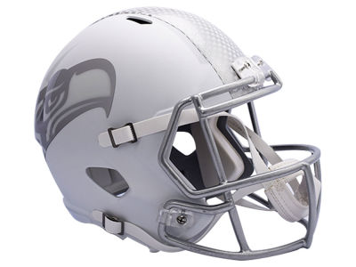 Seattle Seahawks Speed ICE Alt Replica Helmet