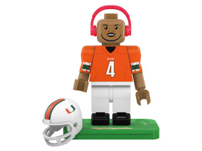 Miami Hurricanes NCAA 2 for $20 OYO Figure Generation 2