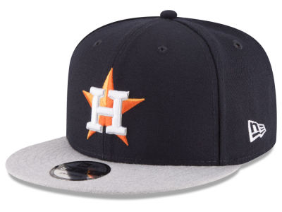 Houston Astros New Era MLB Heather VIze 9FIFTY Snapback Cap