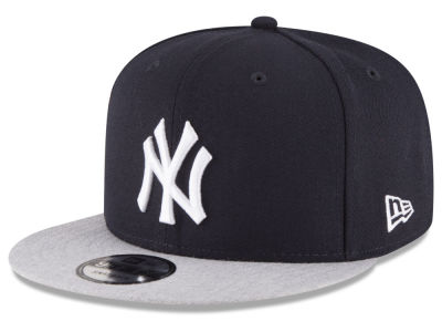 New York Yankees New Era MLB Heather VIze 9FIFTY Snapback Cap