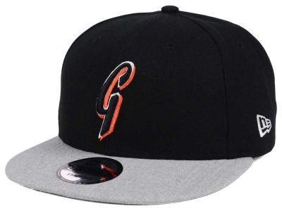 San Francisco Giants New Era MLB Heather VIze 9FIFTY Snapback Cap