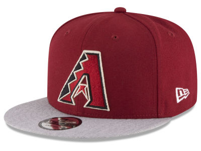 Arizona Diamondbacks New Era MLB Heather VIze 9FIFTY Snapback Cap