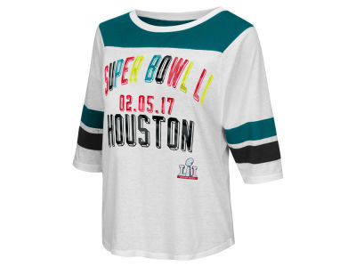Super Bowl LI G-III Sports NFL Women's Super Bowl LI Gridiron T-Shirt