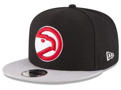 Atlanta Hawks New Era NBA HWC Heather Vize 9FIFTY Snapback Cap