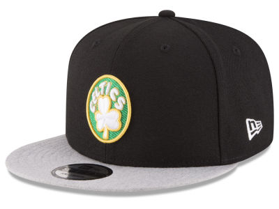 Boston Celtics New Era NBA HWC Heather Vize 9FIFTY Snapback Cap