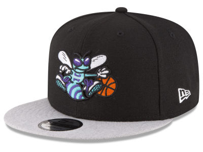 Charlotte Hornets New Era NBA HWC Heather Vize 9FIFTY Snapback Cap