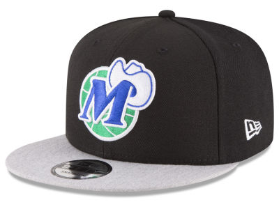 Dallas Mavericks New Era NBA HWC Heather Vize 9FIFTY Snapback Cap