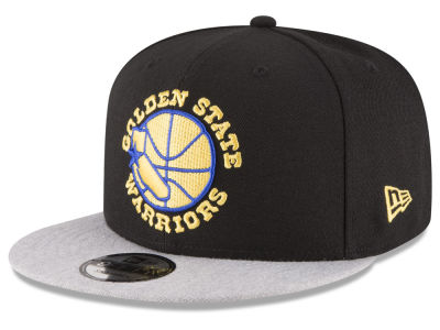 Golden State Warriors New Era NBA HWC Heather Vize 9FIFTY Snapback Cap