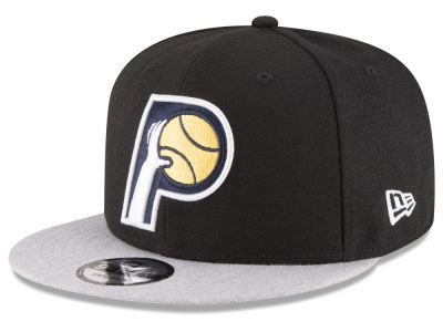 Indiana Pacers New Era NBA HWC Heather Vize 9FIFTY Snapback Cap