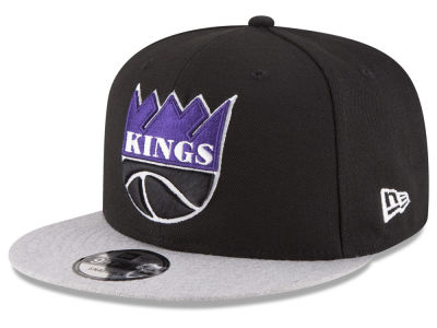 Sacramento Kings New Era NBA HWC Heather Vize 9FIFTY Snapback Cap