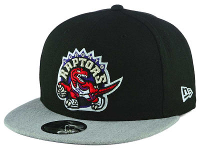 Toronto Raptors New Era NBA HWC Heather Vize 9FIFTY Snapback Cap