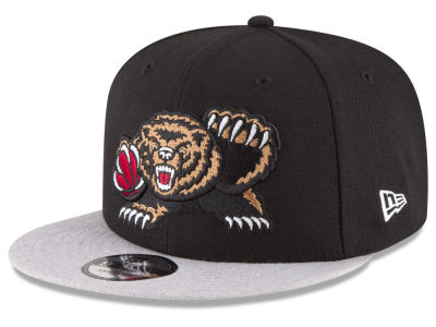 Vancouver Grizzlies New Era NBA HWC Heather Vize 9FIFTY Snapback Cap