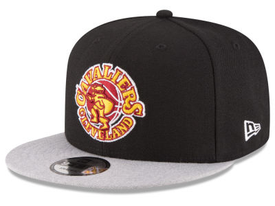 Cleveland Cavaliers New Era NBA HWC Heather Vize 9FIFTY Snapback Cap
