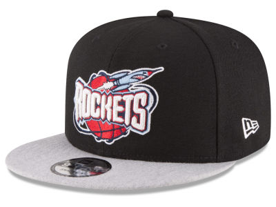 Houston Rockets New Era NBA HWC Heather Vize 9FIFTY Snapback Cap
