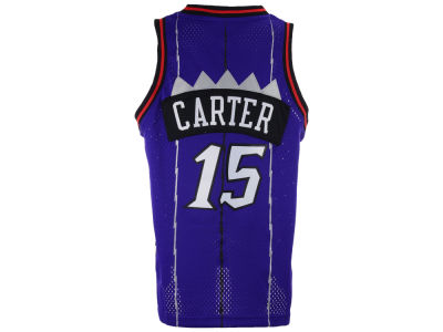 Toronto Raptors Vince Carter adidas NBA Youth Soul Swingman Jersey