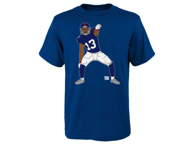 New York Giants Odell Beckham Jr. NFL Youth Celebration Pose T-Shirt
