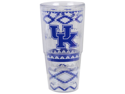 Kentucky Wildcats 24oz Aztect Wrap Tumbler