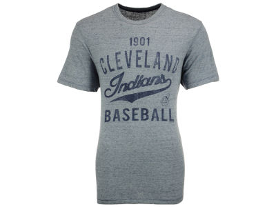 Cleveland Indians MLB Men's Denim Tri State T-Shirt