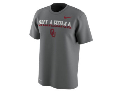 Oklahoma Sooners Nike NCAA Men's 2.0 Hook Legend T-Shirt
