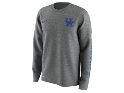 Kentucky Wildcats Nike NCAA Men's 2.0 Hook Legend Long Sleeve T-Shirt