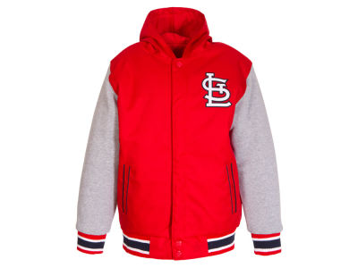St. Louis Cardinals MLB Youth Twylon Reversible Jacket
