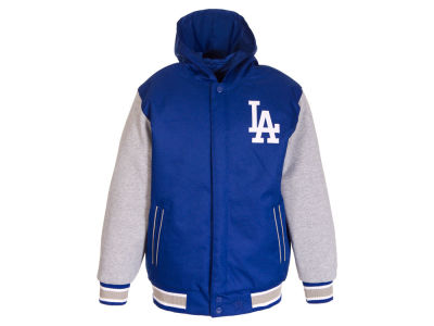 Los Angeles Dodgers MLB Youth Twylon Reversible Jacket