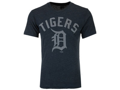Detroit Tigers New Era MLB Men's Shadow Tri-Blend T-Shirt