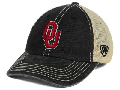 fb88548a388 Oklahoma Sooners Top of the World NCAA Wickler Mesh Cap