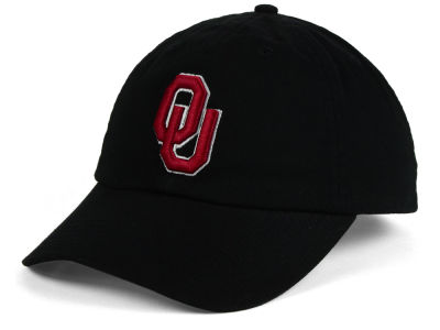 Oklahoma Sooners Top of the World NCAA Alumni Crew Easy Adjustable Cap