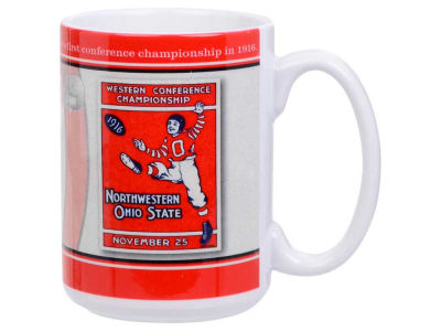 Ohio State Buckeyes 15oz 100th Anniversary Mug