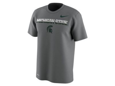 Michigan State Spartans Nike NCAA Men's 2.0 Hook Legend T-Shirt