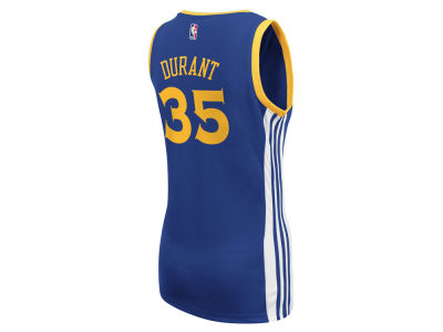 Golden State Warriors Kevin Durant adidas NBA Womens Replica Jersey