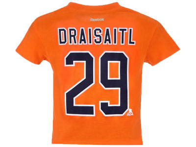 Edmonton Oilers Leon Draisaitl Outerstuff NHL Toddler Player T-Shirt