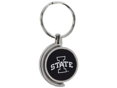 Iowa State Cyclones CD Effect Spinner Keytag