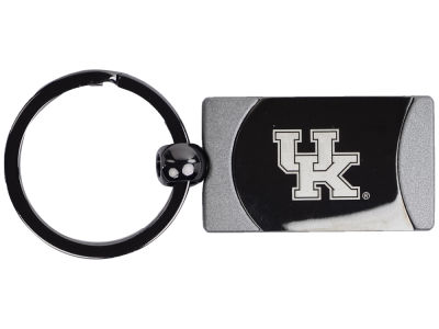 Kentucky Wildcats Monument Gunmetal Keytag