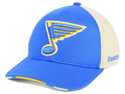 St. Louis Blues Reebok NHL Winter Classic Coaches Flex Cap