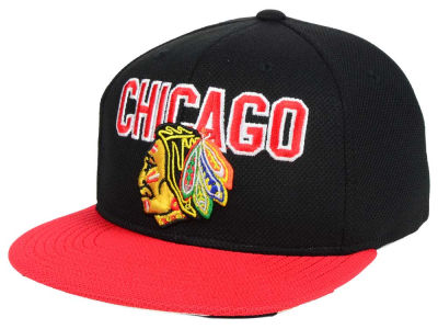 Chicago Blackhawks Reebok 2017 NHL WC Player Snapback Cap
