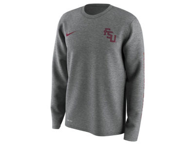Florida State Seminoles Nike NCAA Men's 2.0 Hook Legend Long Sleeve T-Shirt