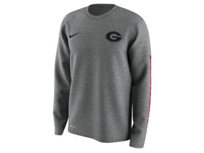 Georgia Bulldogs Nike NCAA Men's 2.0 Hook Legend Long Sleeve T-Shirt