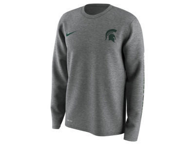 Michigan State Spartans Nike NCAA Men's 2.0 Hook Legend Long Sleeve T-Shirt