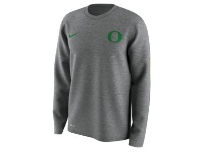 Oregon Ducks Nike NCAA Men's 2.0 Hook Legend Long Sleeve T-Shirt