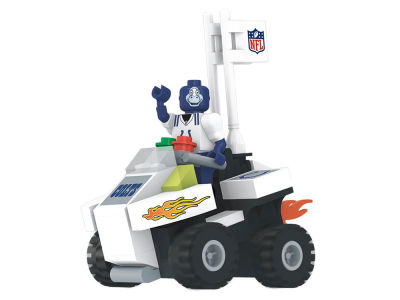 Indianapolis Colts OYO 4 Wheel ATV w Mascot