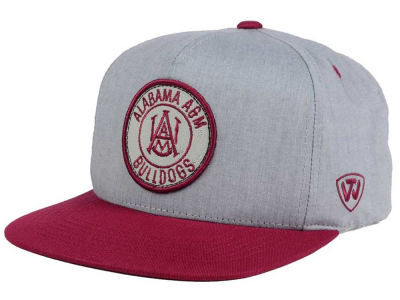 Alabama A&M Bulldogs Top of the World NCAA Illin Snapback Cap