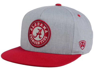 Alabama Crimson Tide Top of the World NCAA Illin Snapback Cap