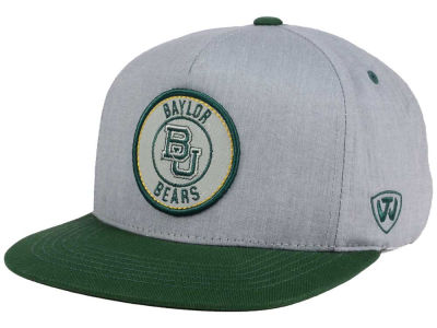 Baylor Bears Top of the World NCAA Illin Snapback Cap